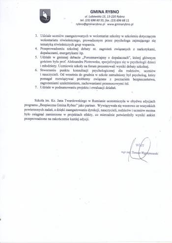 Gmina Rybno 3
