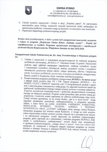 Gmina Rybno 2