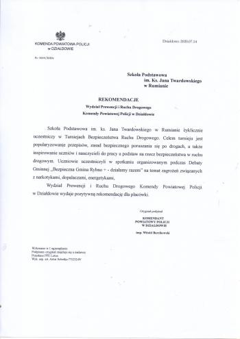 Policja Działdowo