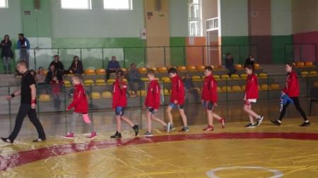 Turniej Zapaśniczy - Rybno