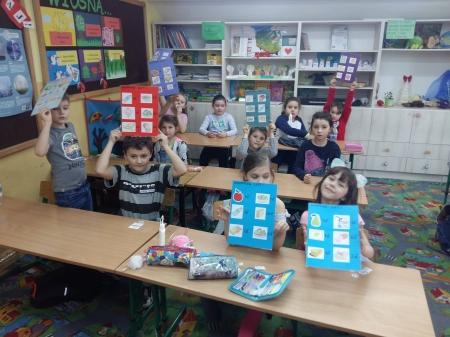 Maths' Day at English lesson