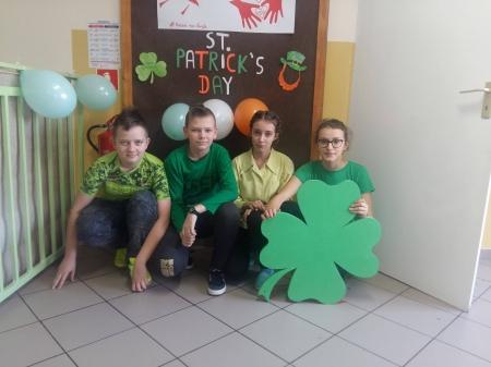 Saint Patrick's Day- Dzień świętego Patryka