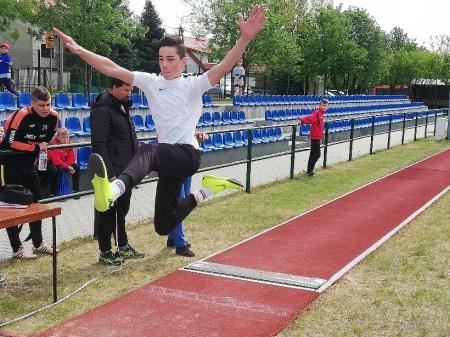Międzygminne Zawody Lekkoatletyczne w Dywitach