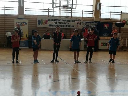 Turniej Bocci