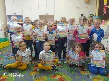 Dzień Przedszkolaka u Miśków