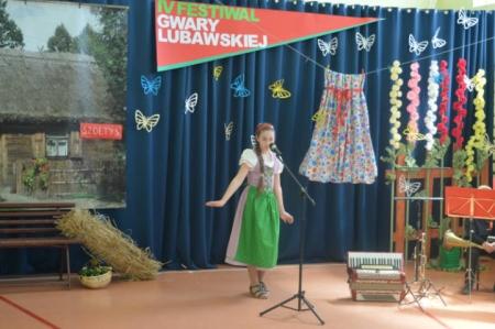 IV Festiwal Gwary Lubawskiej